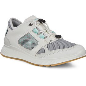 ECCO Exostride Vent Low Shoes Women shadow white/eggshell blue